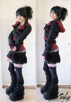 Emo outfits for teens – Gothic Punk Style Alternative Outfits, Alternative Mode, Alternative Fashion, Gothic Outfits, Emo Outfits, Outfits For Teens, Fashion Outfits, Scene Outfits, Gothic Dress
