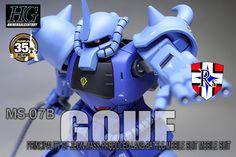 GUNDAM GUY: HGUC 1/144 Gouf [REVIVE] - Painted Build