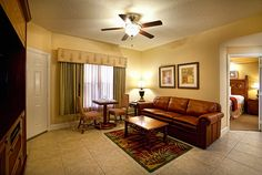 Visit Westgate Town Center and vacation in the comfort of our two-bedroom deluxe villa. We offer the top spacious accommodations among hotels in Kissimmee, FL.