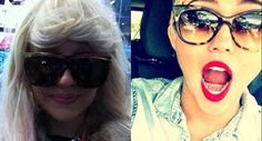 Amanda Bynes Sends Some Twitter Venom To Miley Cyrus Then Sucks It Back In