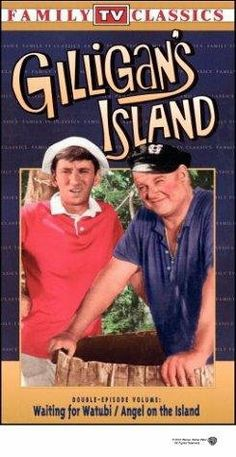 "Gilligans Island (1964) Poster - ""Now sit right back and you'll hear a tale, a tale of a fateful trip..."""