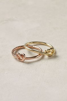 i want a love knot! 