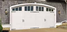 Carriage House Wood Garage Doors is a premium wooden garage doors with the appearance of swing-open carriage house style Garage Doors, stained or painted. Cedar Garage Door, Garage Door Spring Repair, Garage Door Parts, Garage Door Hardware, Garage Door Windows, Wooden Garage Doors, Garage Door Decor, Garage Door Springs, Garage Door Makeover