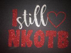 Women's  I Still Love NKOTB Glitter Shirt - NKOTB T-Shirt - NKOTB Tee - Boy Band Shirt by ShopSimplyBling on Etsy https://www.etsy.com/listing/498119301/womens-i-still-love-nkotb-glitter-shirt