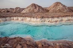 Namak Lake, Qom , Iran