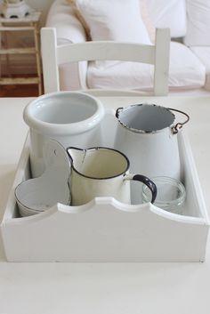 Kitchen Utensil storage  www.cherrymenlove.com