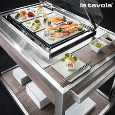 Take tableside service to the next level with the Restaurant Cart with cooling plate from our NEW Magic Carts range  #restaurant #restaurants #RestaurantDesign #restaurateur #dining #FineDining #FineDiningLovers #MichelinStar #MichelinRestaurant #AArosette #MichelinGuide #GuideMichelin #RestaurantIndustry #RestaurantManagement #RestaurantLife #chef #chefs #ChefTalk #ChefsTalk #ChefLife #ChefsLife #instachef #igchef #cheffin #ChefOfInstagram #ChefsOfInstagram #ChefsOnInstagram #ChefStatus…