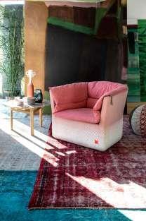 Moroso Product Shot at Patrizia Moroso House | Yellowtrace