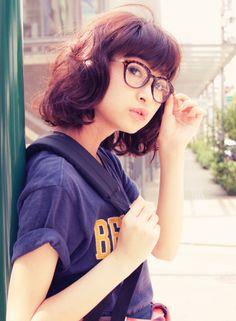カジュアルパーマBOB☆ 【MAKE'S】 http://beautynavi.woman.excite.co.jp/salon/25799 ≪ボブ・ヘアスタイル・bob・hairstyle・髪形・髪型≫