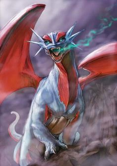 Salamence! So awesome!