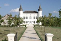 French chateau for rent Lot-et-Garonne