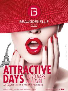 Beaugrenelle on Behance