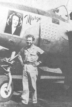 "Richard Ira ""Dick"" Bong (September 24, 1920 – August 6, 1945) is the United States' highest-scoring air ace, having shot down at least 40 Japanese aircraft during World War II. He was a fighter pilot in the U.S. Army Air Forces (USAAF) and a recipient of the Medal of Honor. All of his aerial victories were in the P-38 Lightning, a fast and well-armed Fighter."
