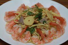 Vietnamese Soul Food: Bamboo Shoot Salad with Shrimp and Pork-Goi Mang voi tom va thit
