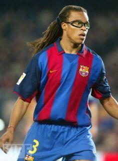Edgar Davids [2004] FCBarcelona Coolest EVER