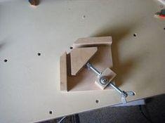 Winkelspanner selbstbau Bauanleitung zum selber bauen #WoodworkingTools