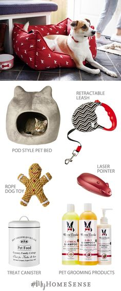 Your furry friends are always there for you, and they deserve more than just a good scratch behind the ears at Christmas. Give pet lovers a HomeSense e-gift card, so they can spoil their cuddly companions with an extra-special treat (a cozy pet bed or cute plush toy, maybe?) this holiday season.