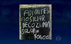 Jô se diverte com as placas encontradas pelo Brasil