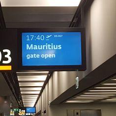Mit Austrian nonstop nach Mauritius #taipan_mauritius