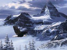 Fred Buchwitz Where eagles Soar
