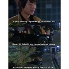 Image via We Heart It #love #dramaquotes #birthdayquotes #kimhyunjong #playfulkiss #baekseungjo #ohhani