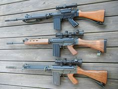 FN FAL: The 'Free World's' right arm. A solid 308 combat rifle that comes in several variations. Assault Weapon, Assault Rifle, Fal Rifle, Battle Rifle, Long Rifle, Bolt Action Rifle, Real Steel, Cool Guns, Military Weapons