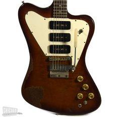 Gibson Firebird III Sunburst 1965 (s424)