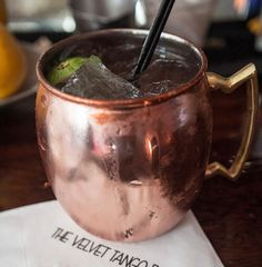 The Moscow Mule | 10 Cocktails That Have Unexpected Histories