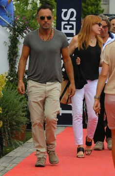 Bruce Patti in Cannes today - Tumblr -