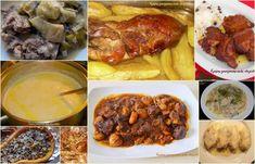 Η πρότασή μας #5: Δέκα πιάτα για το χριστουγεννιάτικο τραπέζι και μια συνολική πρόταση! Greek Recipes, Mashed Potatoes, Pork, Food And Drink, Cooking Recipes, Beef, Chicken, Ethnic Recipes, Table