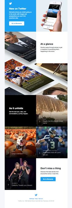 223 best Newsletter Design Ideas images on Pinterest | Email design ...