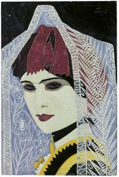 Bellissima Mostra sull'arte sarda del Novecento al Museo Ciusa di Nuoro! E bellissimo il Museo Ciusa...