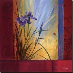 L'Esprit Du Printemps Stretched Canvas Print by Don Li-Leger at AllPosters.com