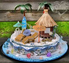 (1) Gallery.ru / Кокосовый остров - Букеты из конфет - ender