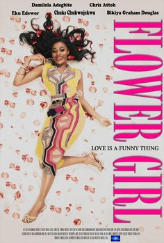 Flower Girl: Nollywood Romantic Comedy By Michelle Bello