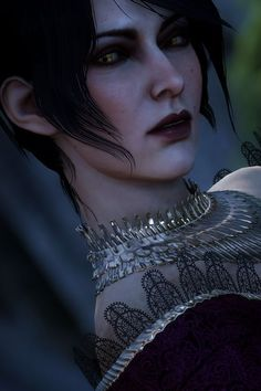 dragon age morrigan art,so amazing. Dragon Age Inquisition Morrigan, Morrigan Dragon Age, Dragon Age 4, Dragon Age Series, Dragon Age Games, The Inquisition, Dragon Age Origins, Dragon Age Characters, Fantasy Characters