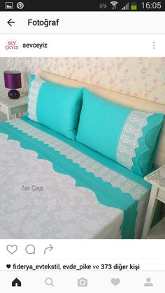 Homemade Beauty Products, Nuno Felting, Bed Covers, Bed Spreads, Bed Sheets, Smocking, Duvet, Bed Pillows, Pillow Cases