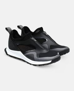 e5cb6f9f25dba  Black Vigor Bounce Sneakers - Adidas By Stella Mccartney ‎