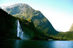 Mildford Sound, New Zealand