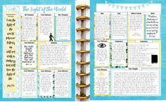 Bible Journaling in a planner pages you can download the quick pages and fill in . this post explains the common things people misunderstand about Bible journaling.