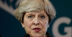 'plans a relaunch' Bloody hell that must be some sort of record The Tory leader will turn her focus relentlessly back to 'strong and stable' leadership after her poll lead was narrowed