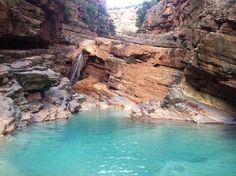 La vallée du Paradis Agadir