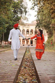 Amitoj and Preet – Mehar Photography