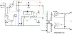 Circuit Diagram, Diy Electronics, Smart Home, Wallpaper, Tecnologia, Smart House, Wallpapers