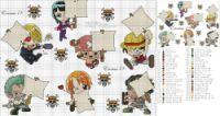 "Gallery.ru / annick - album ""One Piece"""