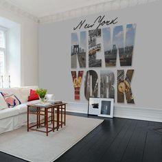 Painéis Fotográficos - City - Painel Fotográfico New York, New York