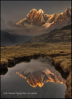 Peace in the High Andes, Mitococha Lake - Cordillera Huayhuash, Peru by Colin Monteath on 500px