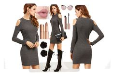 """""""Untitled #109"""" by perlahak on Polyvore featuring Fendi, Charlotte Tilbury and Erica Lyons"""