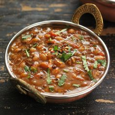 Another Daal you say. Well yes, another delicious lentil-bean stew. This one has whole green mung bean and Black eyed Peas. When cooked together, the mung bean gets mushy and makes for a thick gravy. A twist to the usual lentil daal with Kashmiri Garam masala, more tomato and some celery. Try it! The kashmiri...Continue reading »