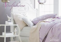 Delphine bedding by Serena and Lily